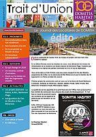 Trait d'union N°24 - Février 2020