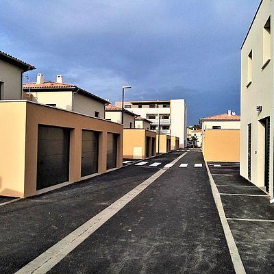 Réception de nos deux nouvelles résidences à La Palme