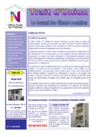 Trait d'Union n°1 - Avril 2013