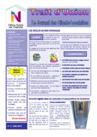 Trait d'Union n°2 - Juillet 2013