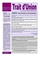 Trait d'Union n°5 - Juillet 2014