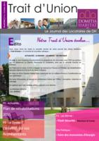 Trait d'Union n°6 - Octobre 2014