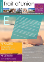 Trait d'Union n°9 - Juillet 2015