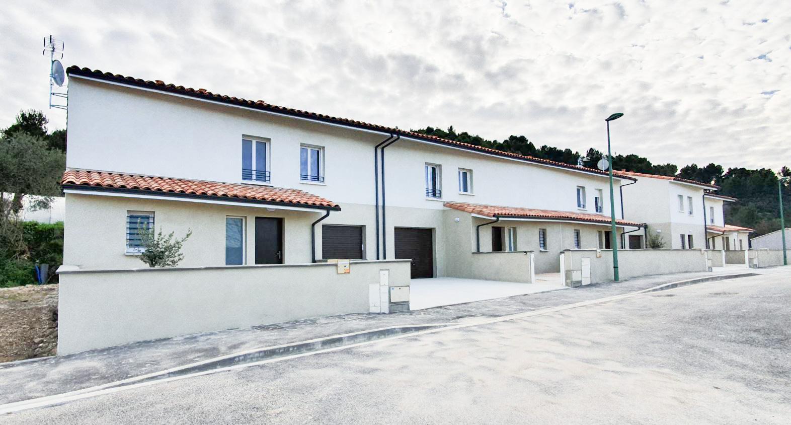 """Inauguration de la résidence """"Le Clos des Moulins"""" à Bize Minervois"""